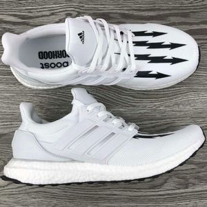Shoes - NEIGHBORHOOD x Adidas Ultra Boost 4.0 white mens r